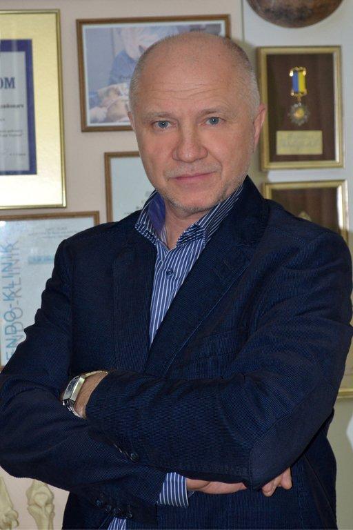 Поливода Александр Николаевич профессор ортопед эндопротезирование одесса Поливода Александр Николаевич polivoda 1