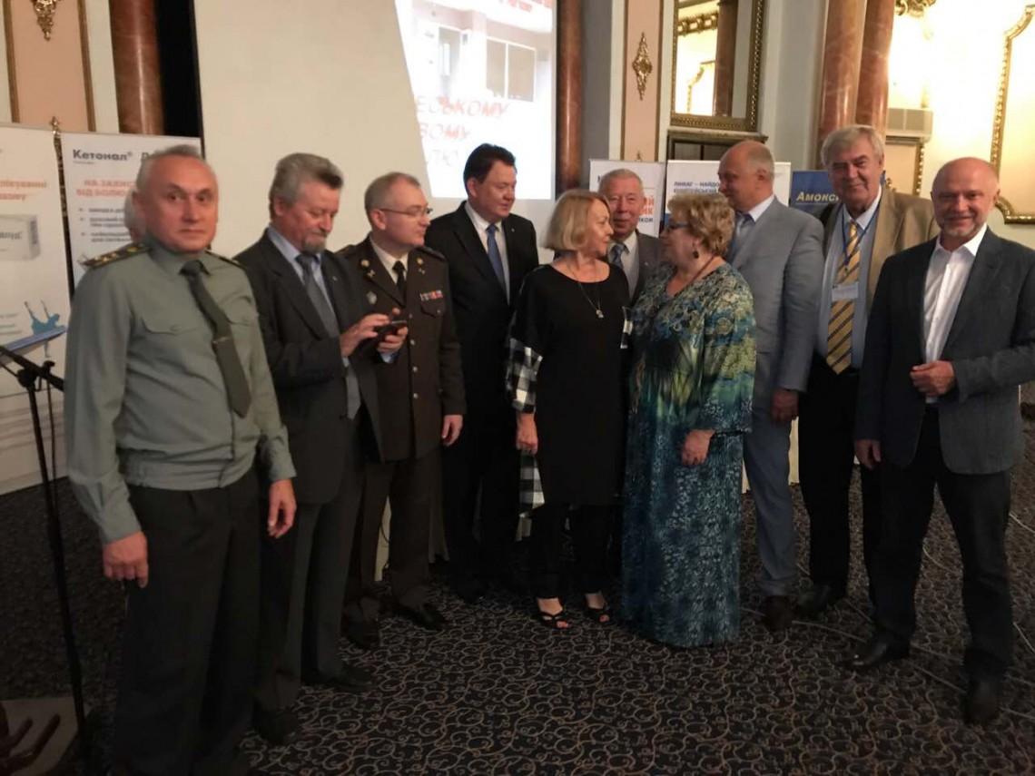 Всеукраїнська науково-практична конференція з міжнародною участю «Актуальні питання надання хірургічної допомоги та анестезіологічного забезпечення в умовах воєнного і мирного часу»