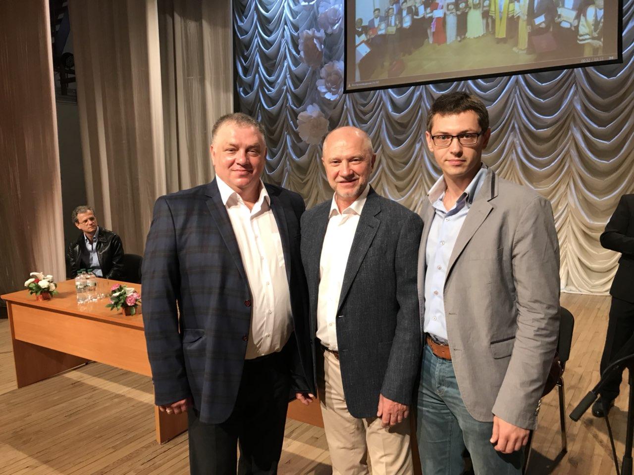 7ий міжнародний українсько-австрійський симпозіум «Актуальні питання ортопедії та травматології» 18-19 травня 2018