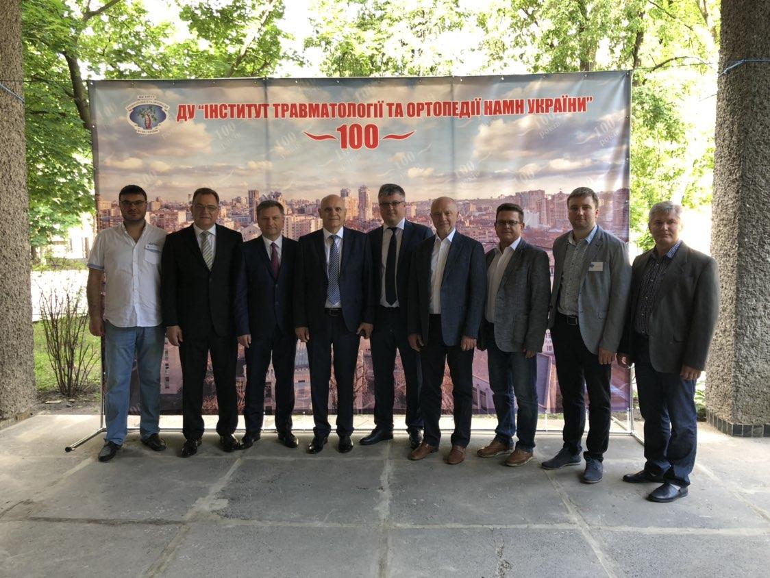 100 лет Институту травматологии и ортопедии НАМН Украины