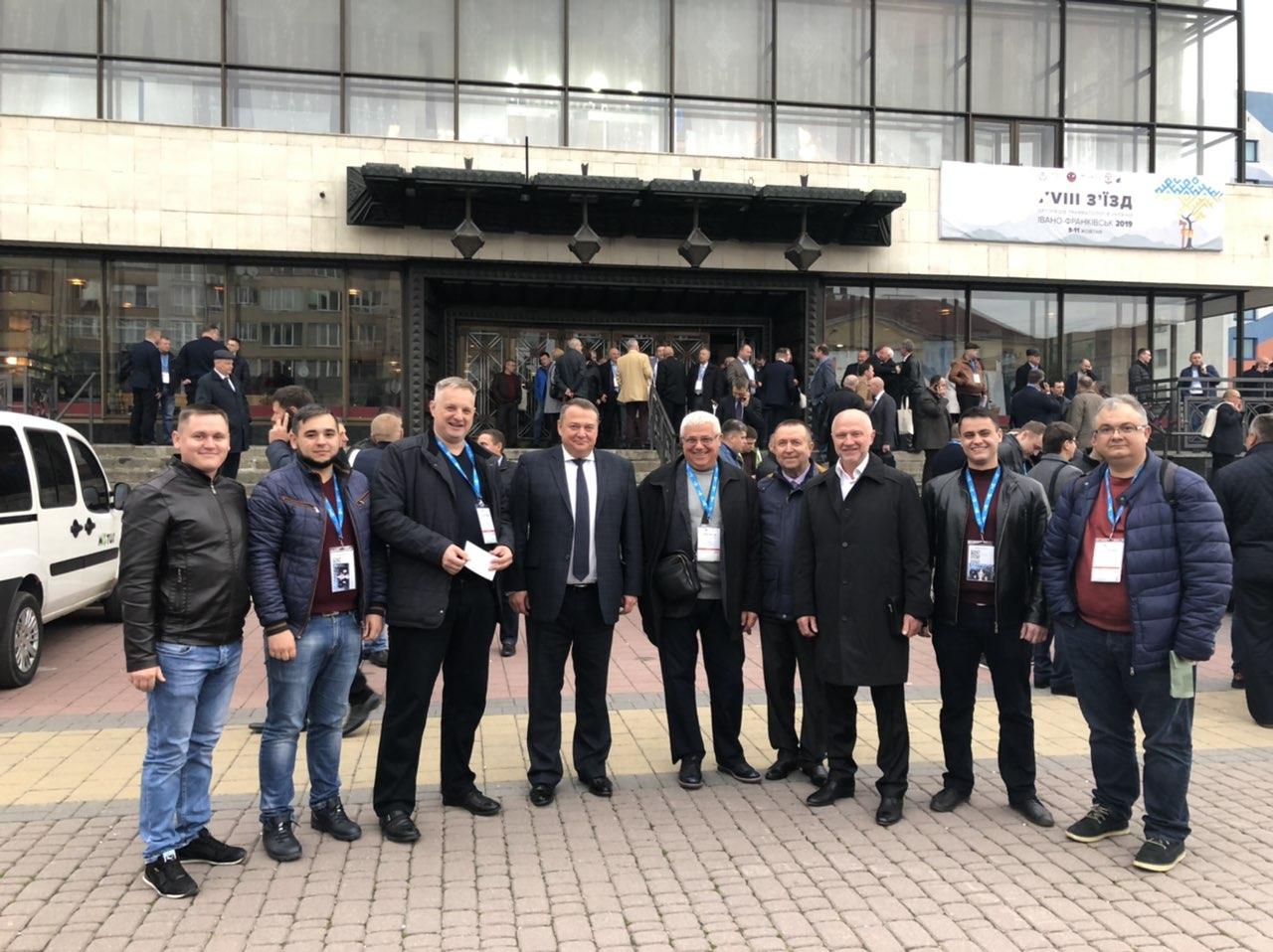 Восьмой съезд ортопедов-травматологов Украины